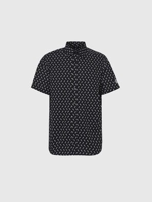 S-RILEY-SHO-KA, Nero/Bianco - Camicie