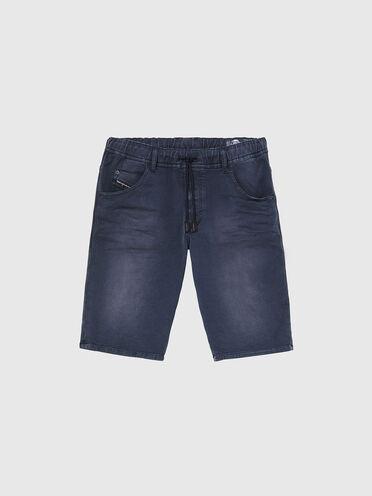 Shorts slim in JoggJeans® tinto