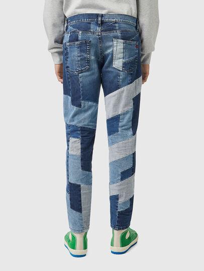 Diesel - D-Strukt 09A91, Blu Chiaro - Jeans - Image 2