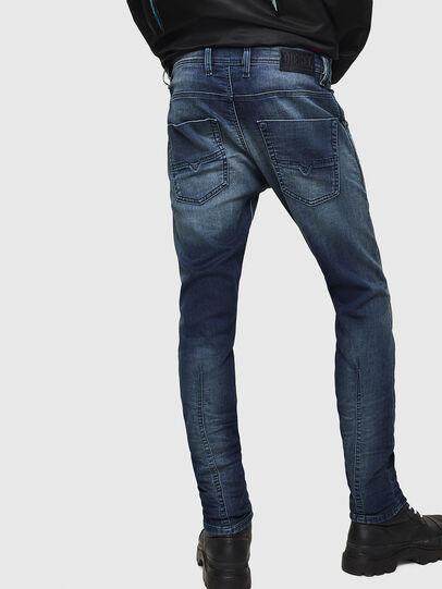 Diesel - Krooley JoggJeans 069HH, Blu Scuro - Jeans - Image 2