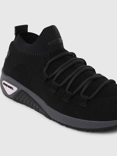 Diesel - S-KB ATHL LACE W, Nero - Sneakers - Image 4