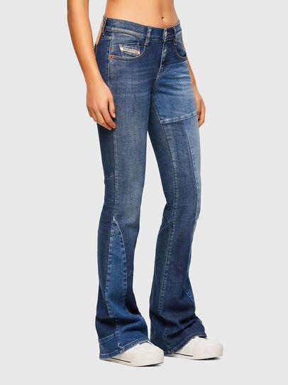 Diesel - D-Ebbey 009NP, Blu medio - Jeans - Image 4