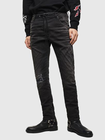 Diesel - CL-Krooley-T-CB JoggJeans 069PK, Nero - Jeans - Image 1