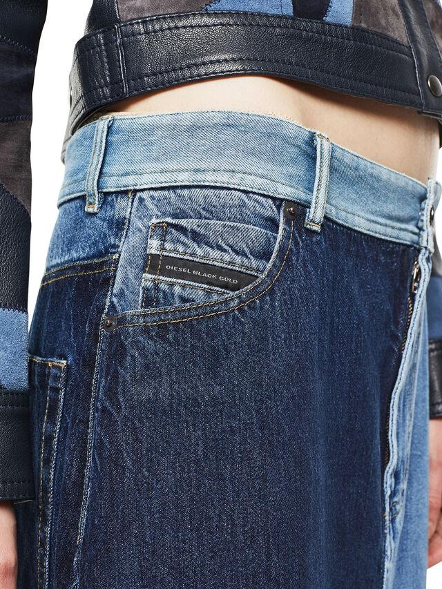 Diesel - ODETTE, Blu Jeans - Gonne - Image 6