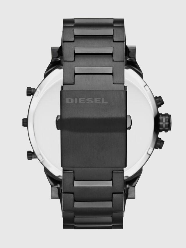 Diesel - DZ7312 MR. DADDY 2.0, Nero - Orologi - Image 3