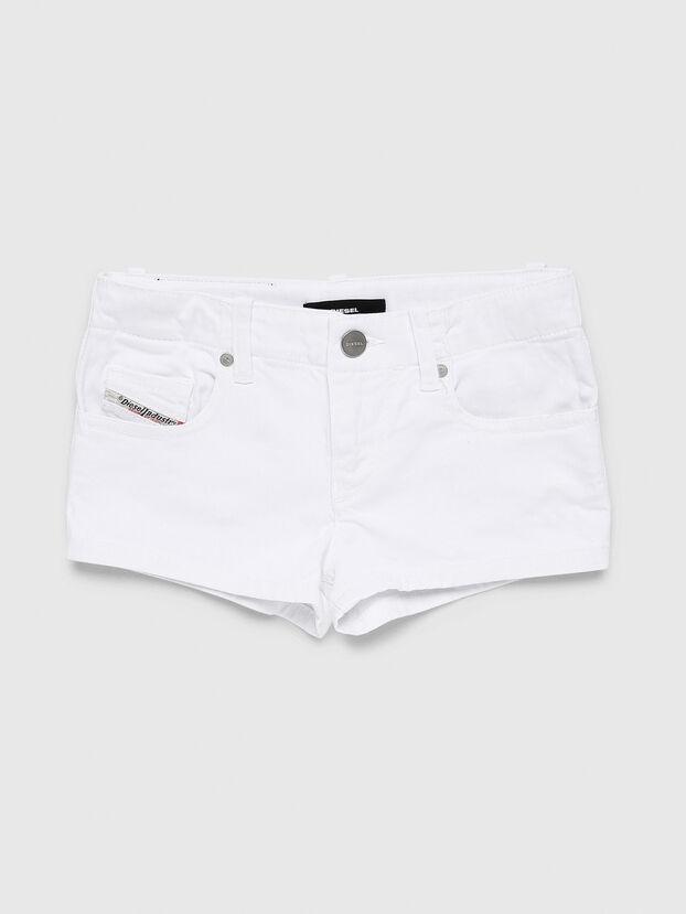 PRIRAZ-N, Bianco - Shorts