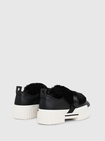 Diesel - S-MERLEY LF, Nero - Sneakers - Image 3