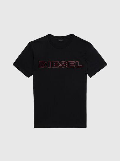 Diesel - UMLT-JAKE TWOPACK, Nero/Bianco - Tops - Image 3