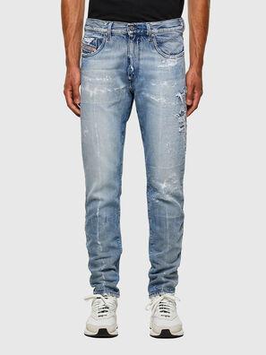 D-Strukt 009KH, Blu Chiaro - Jeans