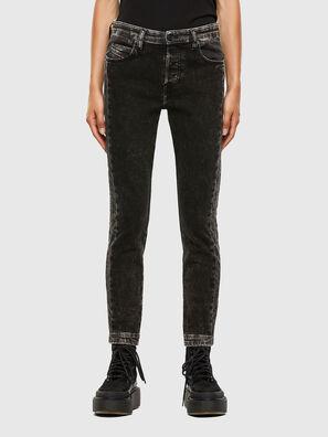 Babhila 009FH, Nero/Grigio scuro - Jeans