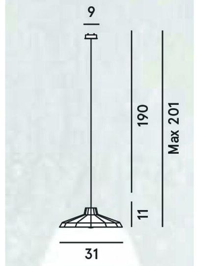 Diesel - MYSTERIO SOSPENSIONE,  - Lampade a Sospensione - Image 2