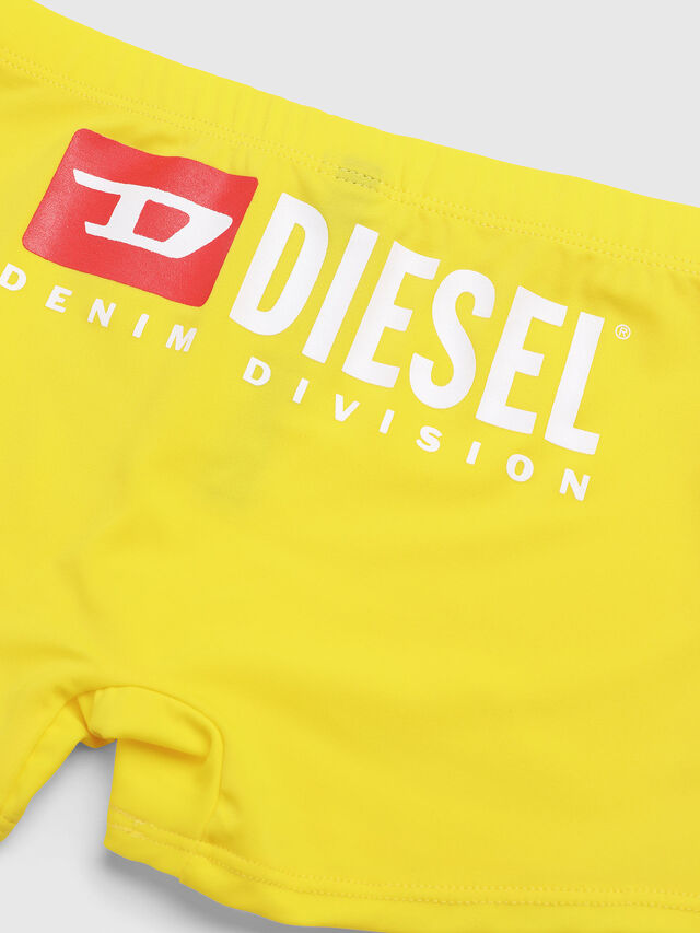 Diesel - MADYR, Giallo Fluo - Beachwear - Image 3