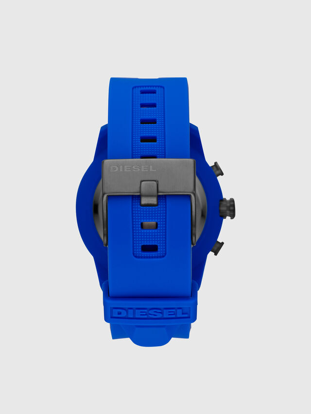 Diesel - DT1017, Blu Brillante - Smartwatches - Image 3