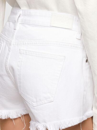 Diesel - DE-RIFTY, Bianco - Shorts - Image 3