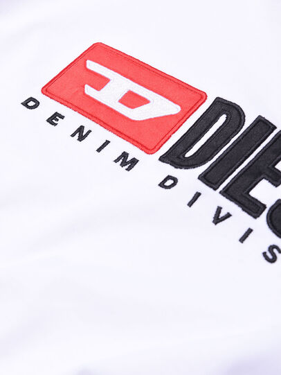 Diesel - TJACKYD, Bianco - T-shirts e Tops - Image 3