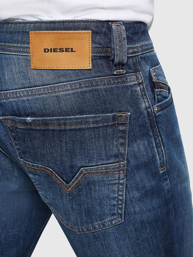 Diesel - Larkee C89AR, Blu Scuro - Jeans - Image 3
