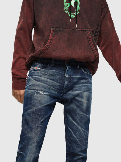 Diesel - Tepphar 084AM, Blu Scuro - Jeans - Image 3