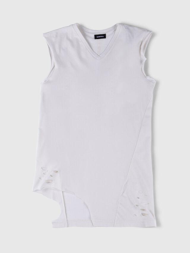 Diesel - TSHANE, Bianco - T-shirts e Tops - Image 1