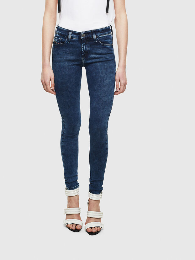 Slandy 0094Z, Blu Scuro - Jeans