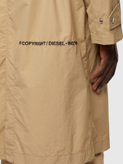 Diesel - J-LUIS, Beige - Giacche - Image 3