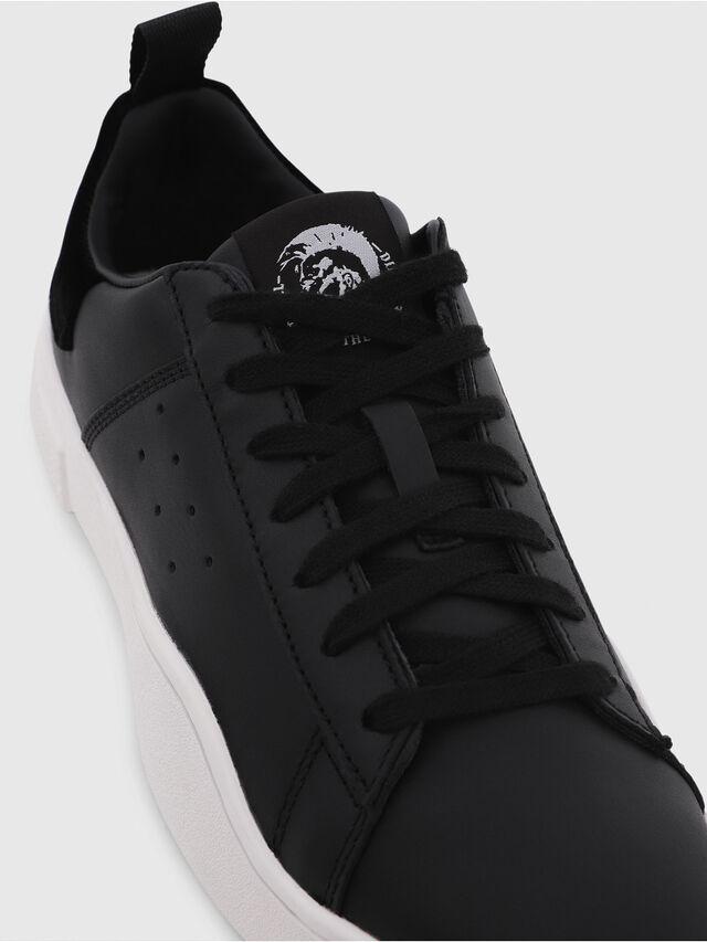 Diesel - S-CLEVER LOW W, Nero - Sneakers - Image 4