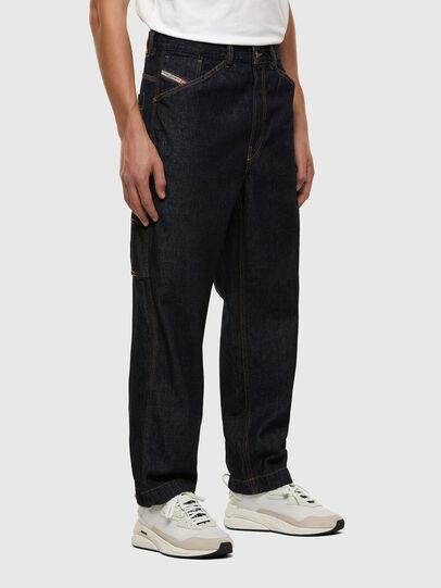 Diesel - D-Franky 009HP, Blu Scuro - Jeans - Image 6