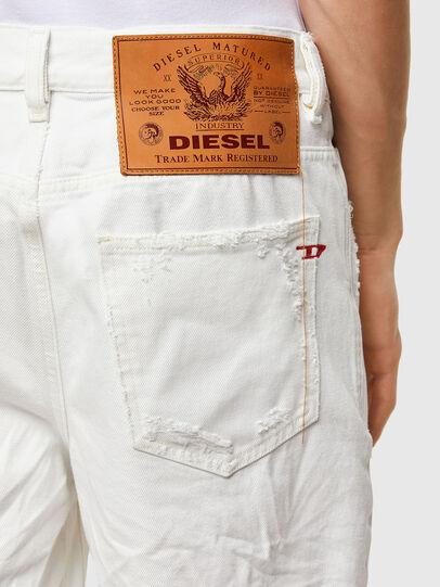 Diesel - D-MACS-SHORT, Bianco - Shorts - Image 4