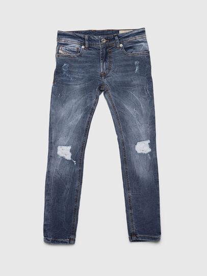 Diesel - SLEENKER-J JOGGJEANS-N, Blu Chiaro - Jeans - Image 1