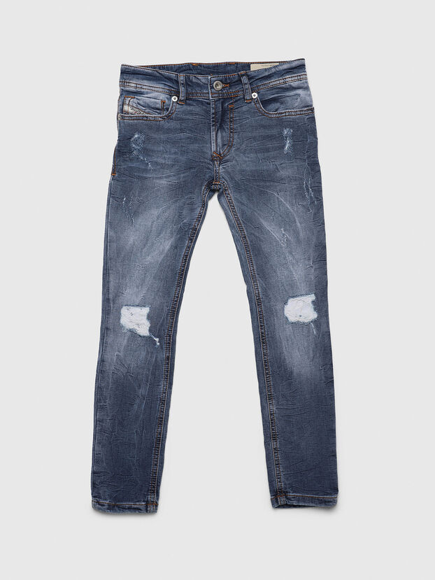 SLEENKER-J JOGGJEANS-N, Blu Chiaro - Jeans