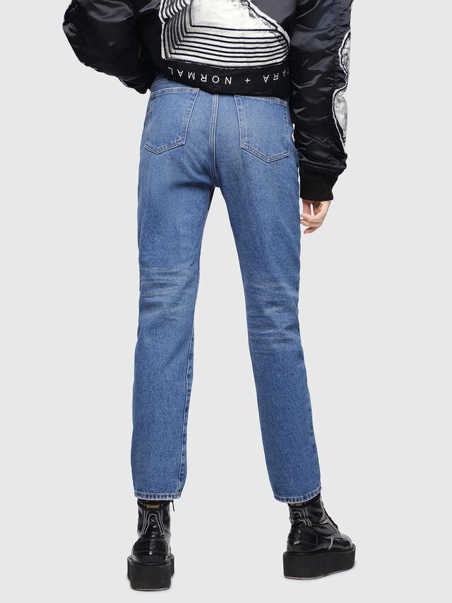 Diesel - D-Eiselle 0076X, Blu medio - Jeans - Image 2