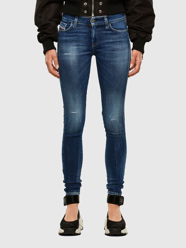 Slandy 009CX, Blu medio - Jeans