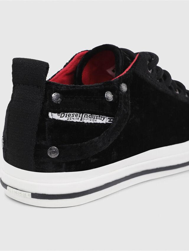 Diesel - EXPOSURE IV LOW  W, Nero - Sneakers - Image 4