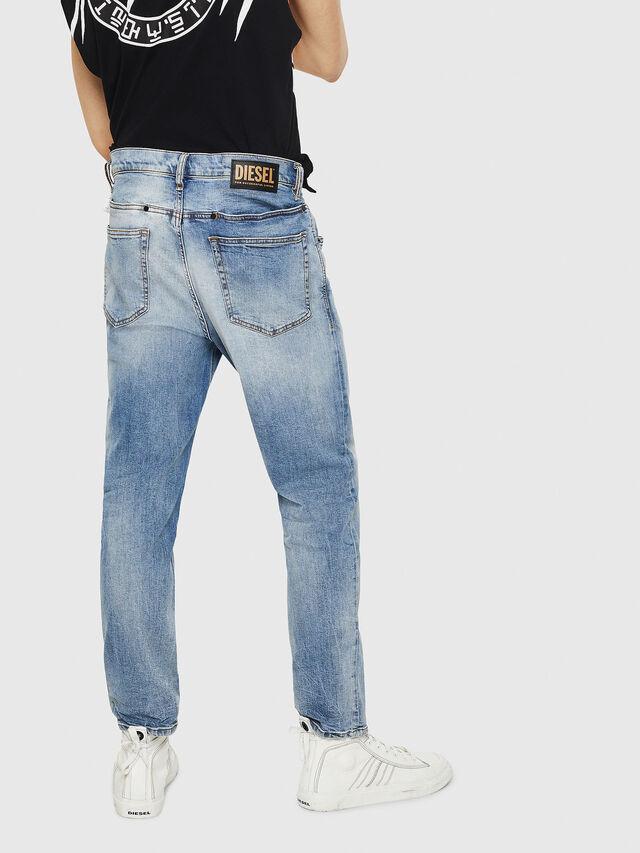 Diesel - D-Eetar 087AV, Blu Chiaro - Jeans - Image 2