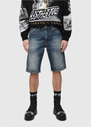 THOSHORT, Blu Scuro - Shorts