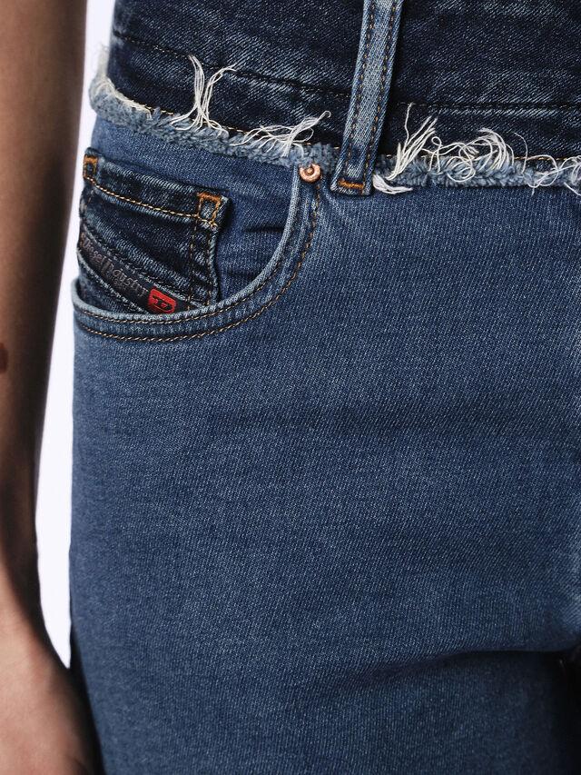 WIDEEN JOGGJEANS, Blu Jeans