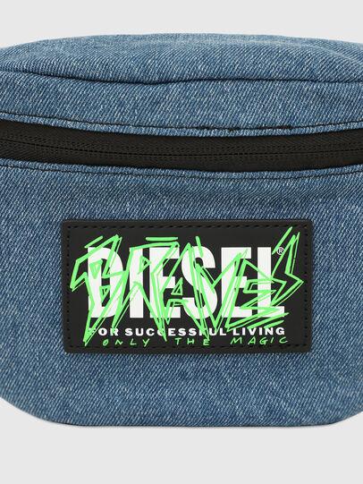 Diesel - BELTPATCH, Blu - Borse - Image 6