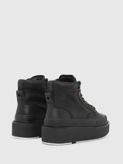 Diesel - H-SCIROCCO AB, Nero - Sneakers - Image 3