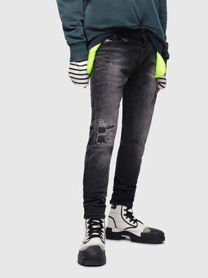 Tepphar 069DW, Nero/Grigio scuro - Jeans