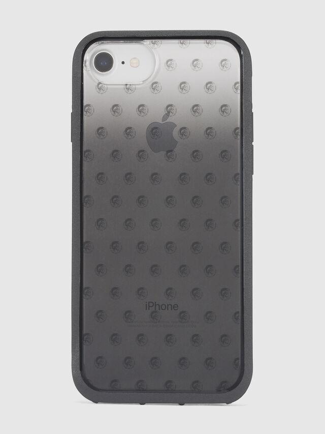 Diesel - MOHICAN HEAD DOTS BLACK IPHONE 8 PLUS/7 PLUS/6s PLUS/6 PLUS CASE, Nero - Cover - Image 2