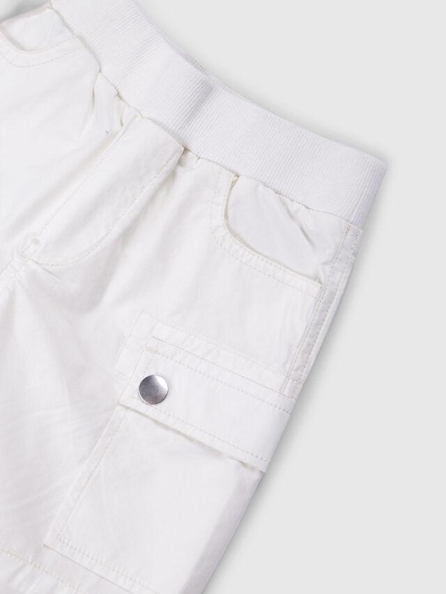 Diesel - PECCIB, Bianco - Shorts - Image 3