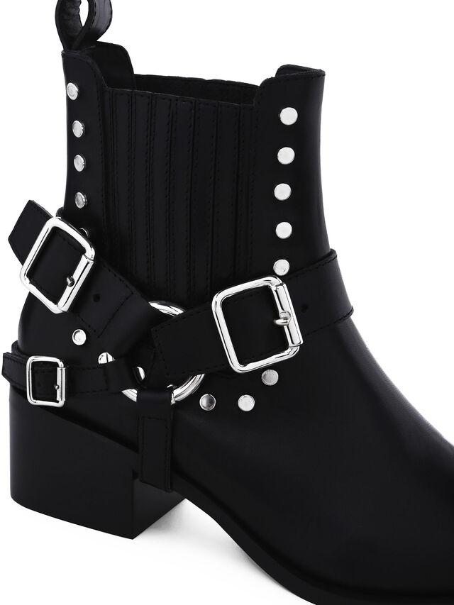 Diesel - DEIMOS, Nero - Scarpe fashion - Image 4