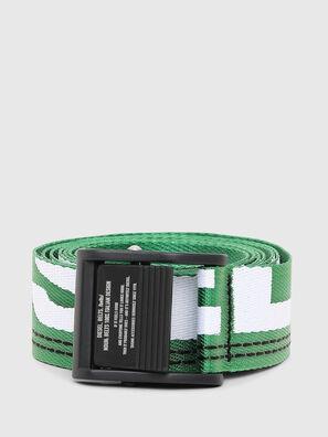 B-MASER, Verde - Cinture