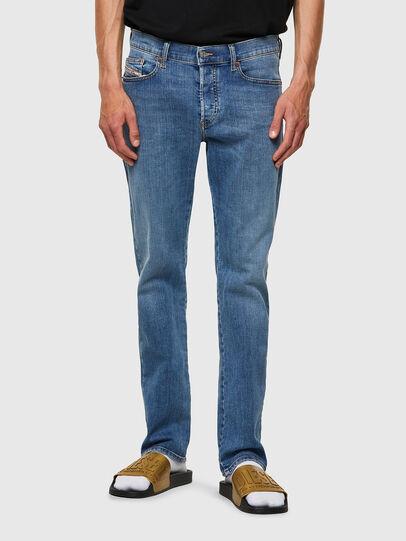 Diesel - D-Mihtry 009ZR, Blu Chiaro - Jeans - Image 1