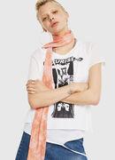 T-EMIKO-C, Bianco/Nero - T-Shirts