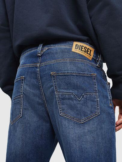 Diesel - Larkee-Beex 082AZ, Blu Scuro - Jeans - Image 4