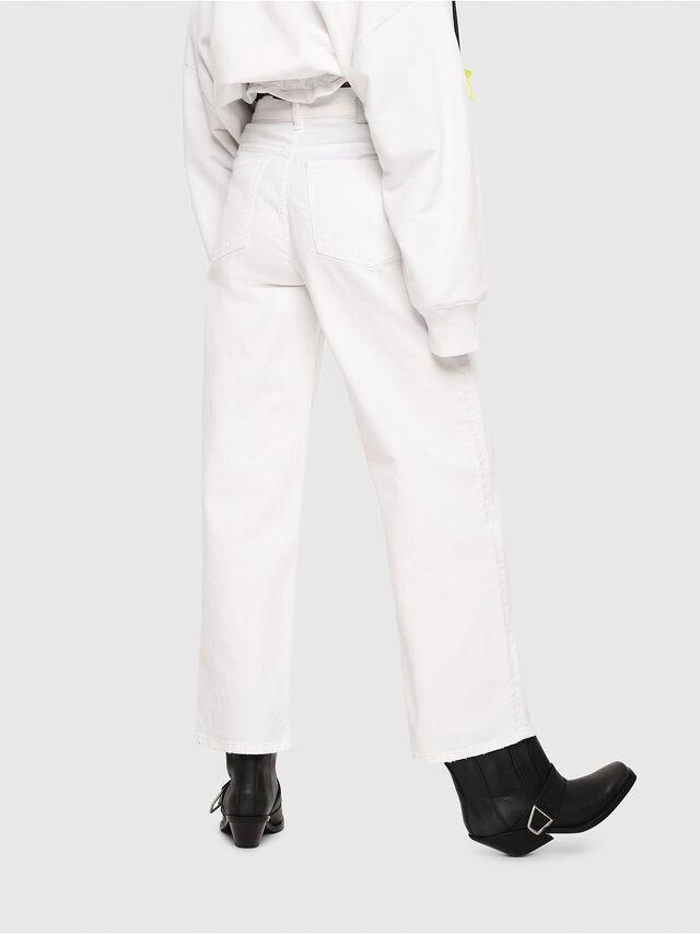Diesel - Widee 069EA, Bianco - Jeans - Image 2