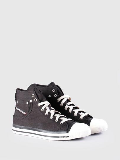Diesel - EXPOSURE, Nero - Sneakers - Image 3