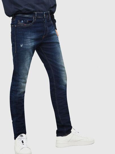 Diesel - Buster 069BM, Blu Scuro - Jeans - Image 4