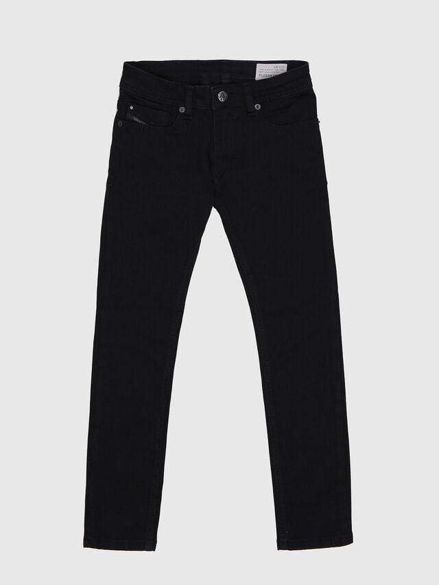 Diesel - SLEENKER-J-N, Nero Jeans - Jeans - Image 1