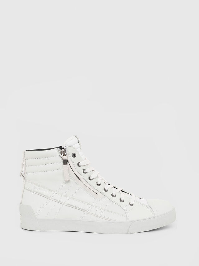 Diesel - D-STRING PLUS, Bianco - Sneakers - Image 1